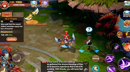 Heroes era: Magic storm screenshot 2