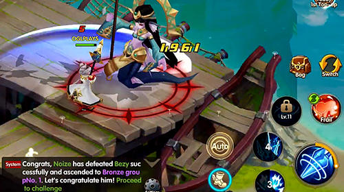 Heroes era: Magic storm screenshot 3