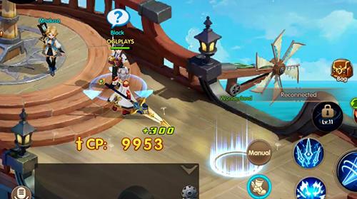 Heroes era: Magic storm screenshot 4