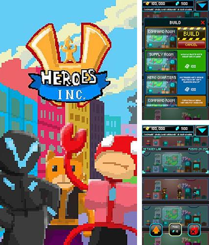 Superheroes games for Android 2 3 5 - free download   MOB org