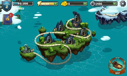 Get full version of Android apk app Heroes: Islands of adventure for tablet and phone.