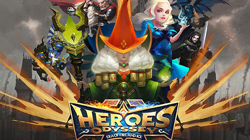 Heroes odyssey: Era of fire and ice обложка