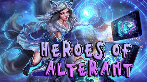 Heroes of Alterant: PvP battle arena poster