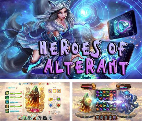 Heroes of Alterant: PvP battle arena
