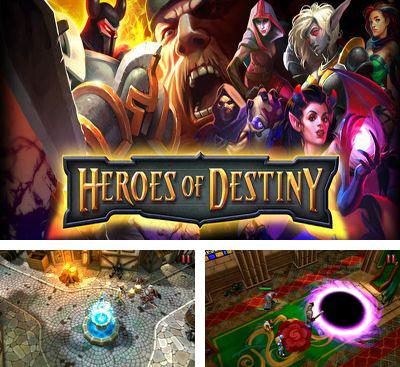 In addition to the game Mana Rush for Android phones and tablets, you can also download Heroes of destiny for free.