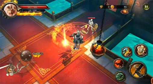 Heroes of dungeon screenshot 2