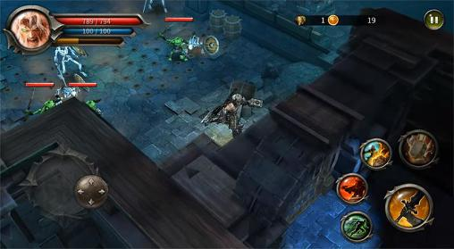 Heroes of dungeon screenshot 3