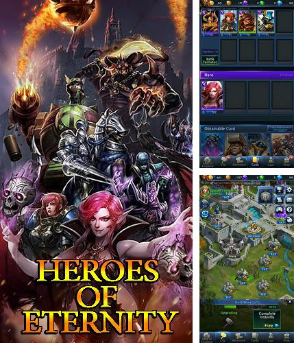 In addition to the game Runes of magic for Android phones and tablets, you can also download Heroes of eternity for free.