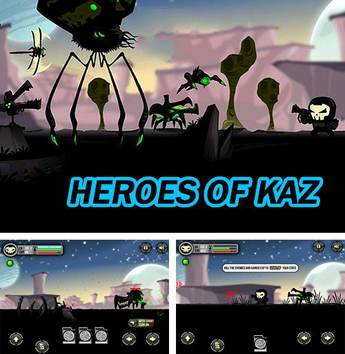 Heroes of Kaz shooter