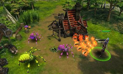 Crisis action screenshot 3