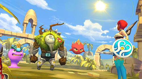 Heroes of rings: Dragons war screenshot 3