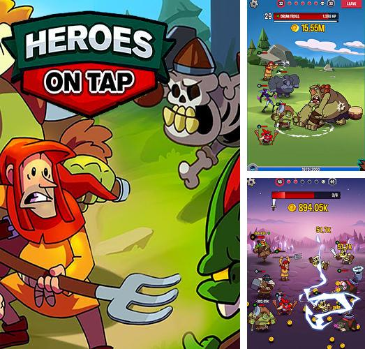 Heroes on tap: Idle RPG quest