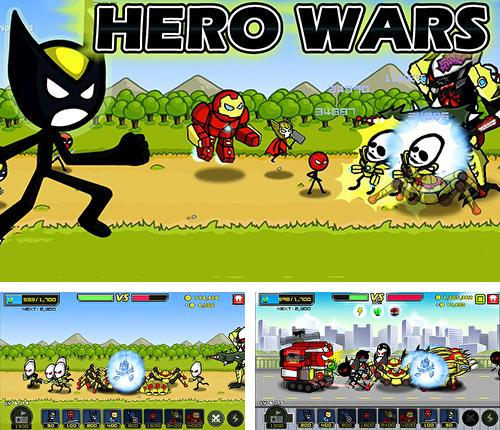 Heroes wars: Super stickman defense