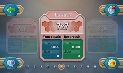 Download Hexagon Android free game.