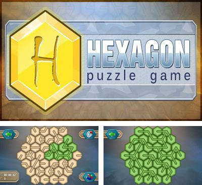 In addition to the game Farts vs Zombies for Android phones and tablets, you can also download Hexagon for free.