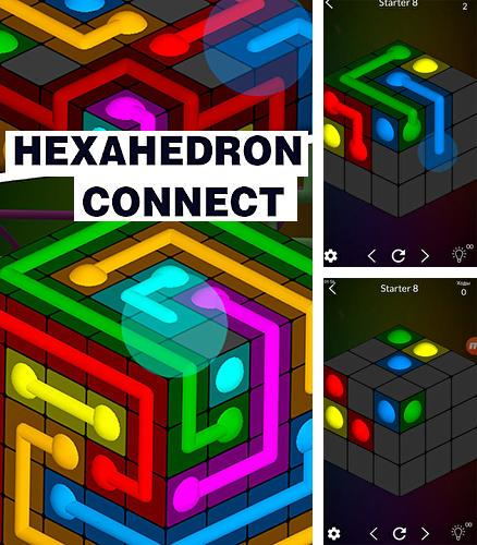 Hexahedron connect