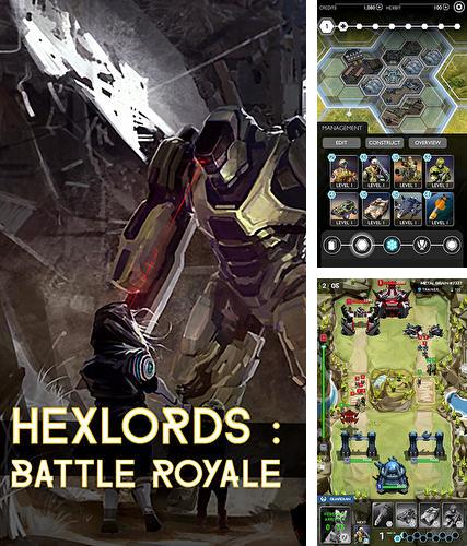 Hexlords: Battle royale