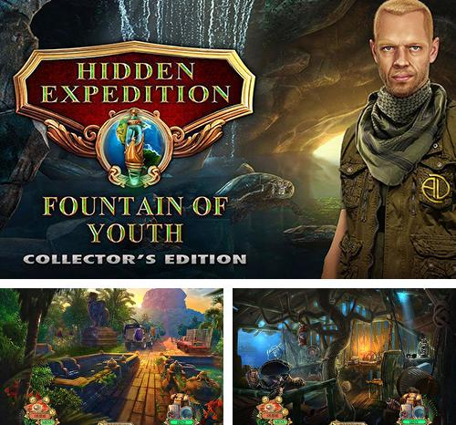 Hidden expedition: Fountain of youth. Collector's edition