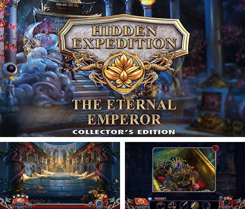 Hidden expedition: The eternal emperor. Collector's edition