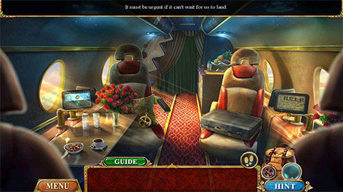 Screenshots do Hidden expedition: The fountain of youth - Perigoso para tablet e celular Android.