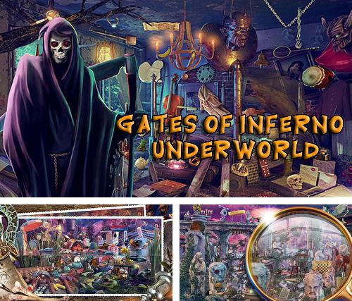 Zusätzlich zum Spiel Junes Reise: Versteckte Objekte für Android-Telefone und Tablets können Sie auch kostenlos Hidden ibjects: Gates of Inferno. Underworld, Hidden Objects: Tore des Infernos. Unterwelt herunterladen.