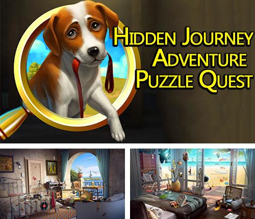 Hidden journey: Adventure puzzle quest
