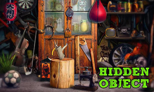 Hidden object by Best escape games обложка