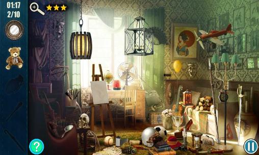 Screenshots von Hidden object by Best escape games für Android-Tablet, Smartphone.