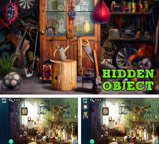 In addition to the game Hidden Fantasy World for Android phones and tablets, you can also download Hidden object by Best escape games for free.