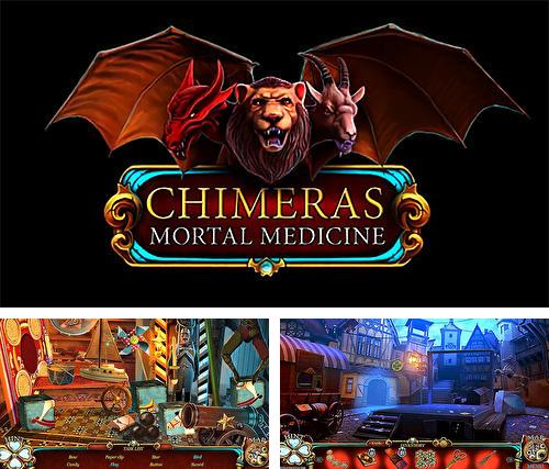 Hidden object. Chimeras: Mortal medicine. Collector's edition