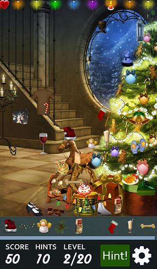 Hidden object: Christmas tree screenshot 3