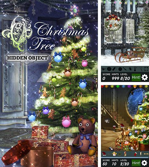In addition to the game Hidden object: Summer garden for Android phones and tablets, you can also download Hidden object: Christmas tree for free.