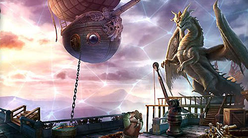 Hidden object. Dark realm: Lord of the winds. Collector's edition screenshot 1