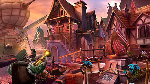 Hidden object. Dark realm: Lord of the winds. Collector's edition screenshot 2