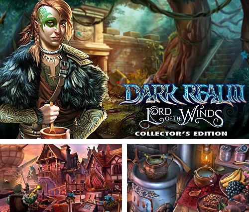 Hidden object. Dark realm: Lord of the winds. Collector's edition