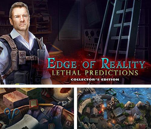 Hidden object. Edge of reality: Lethal prediction. Collector's edition