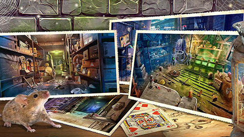 Kostenloses Android-Game Verstecktes Objekt: Entkomme aus dem Gefängnis. Vollversion der Android-apk-App Hirschjäger: Die Hidden object games: Escape from prison für Tablets und Telefone.