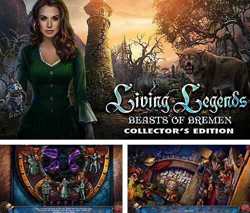 Hidden object. Living legends: Beasts of Bremen. Collector's edition