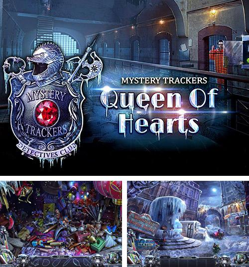 Hidden object. Mystery trackers: Queen of hearts. Collector's edition