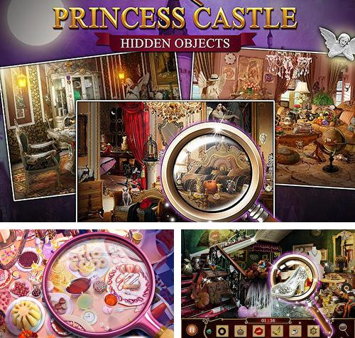 Hidden object: Princess castle