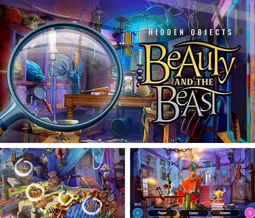 Hidden objects: Beauty and the Beast