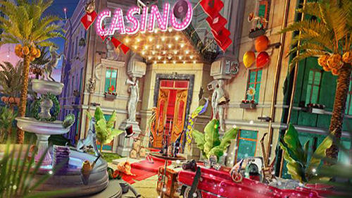 Hidden objects casino screenshot 1