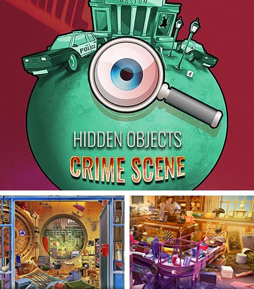 Zusätzlich zum Spiel Junes Reise: Versteckte Objekte für Android-Telefone und Tablets können Sie auch kostenlos Hidden objects: Crime scene clean up game, Hidden Objects: Tatort herunterladen.
