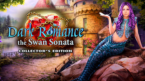 Hidden objects. Dark romance: The swan sonata обложка