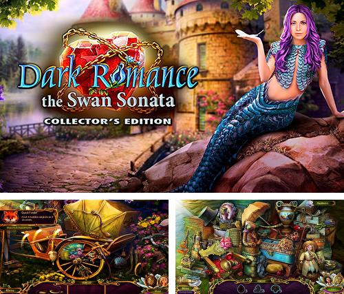 Hidden objects. Dark romance: The swan sonata