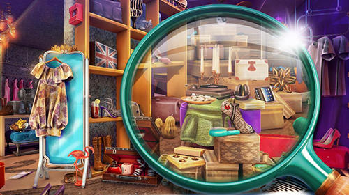 Hidden objects: Fashion store screenshot 3