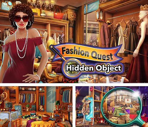 Hidden objects: Fashion store