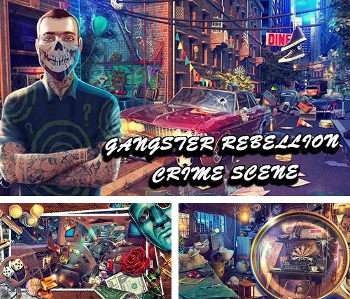 Zusätzlich zum Spiel Junes Reise: Versteckte Objekte für Android-Telefone und Tablets können Sie auch kostenlos Hidden objects: Gangster rebellion. Crime scene, Hidden Objects: Gangster Rebellion. Tatort herunterladen.