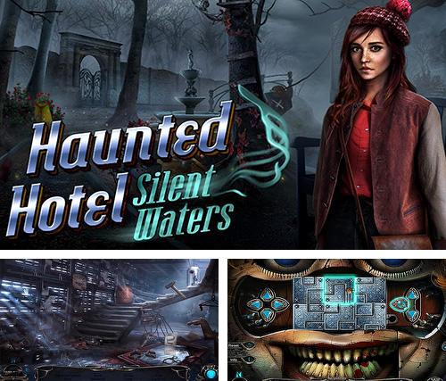 Hidden objects. Haunted hotel: Silent waters. Collector's edition