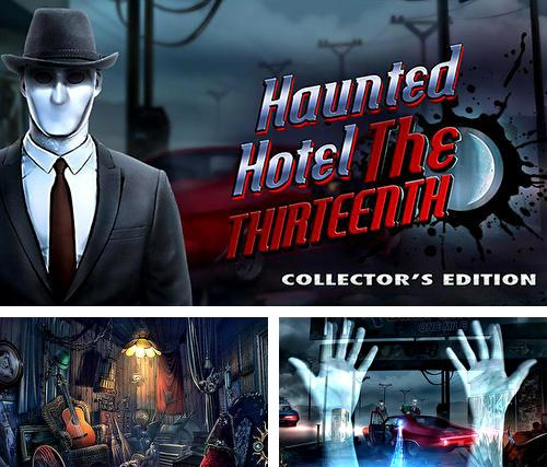 Hidden objects. Haunted hotel: The thirteenth